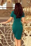Dámské šaty Numoco 150-4 zelené