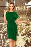 Dámské šaty Numoco 240-1 zelené