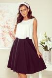 Dámská sukně Numoco 266-2 černá