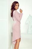 Dámské šaty Numoco 290-1 staro růžové