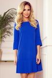 Dámské šaty Numoco 228-8 modré