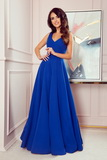 Dámské šaty Numoco 246-3 Cindy modré