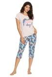 Dámské pyžamo Esotiq 38052 růžové