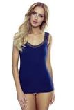 Dámská košilka Eldar Lori modrá