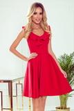 Dámské šaty Numoco 307-1 Pola červené