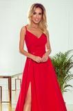 Dámské šaty Numoco 299-1 Chiara červené