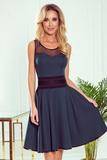Dámské šaty Numoco 261-2 zelené