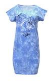Noční košile Regina 365 modrá