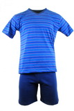 Pánské pyžamo Cornette 33015 modré