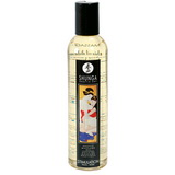 Erotický masážní olej Stimulation Peach Shunga (250 ml)