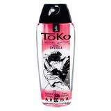 Aromatický lubrikační gel Strawberry Champagne Toko Shunga