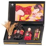 Krásný voňavý dárkový set Shunga