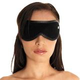 Kožená maska na oči