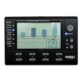 4-kanálový elektro powerbox s LCD displejem