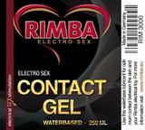 Kontaktní gel pro elektrosex