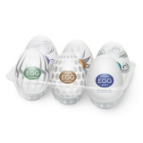 TENGA Egg Mix masturbátorů (6 ks)